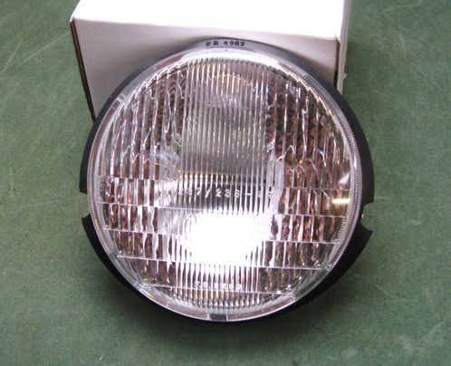 Vespa PK front light unit image #1