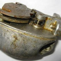 Vespa 3 speed selector box VNA,VBA,152L2