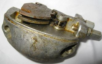 Vespa 3 speed selector box VNA,VBA,152L2 image #1