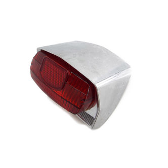 Lambretta series 3 rear light unit image #1