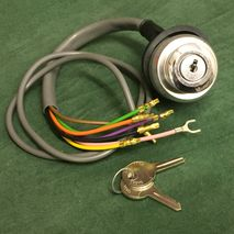 Casa Lambretta Ignition Switch With Keys