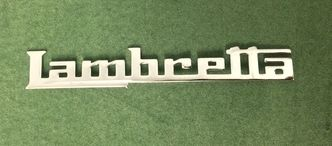 Lambretta legshield badge GP DL 150/200 image #1