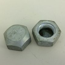 NSU rear hub nut NOS