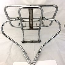 Lambretta series 3 upright rear carrier USED