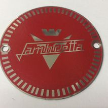 Lambretta VIGANO badge 54mm