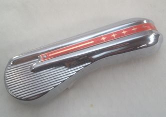 vespa SUPER fork cover GS150/ Rally/Sprint/Sportique  image #1