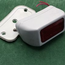 vintage vespa rear light unit