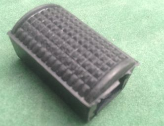 Vespa brake pedal rubber Rally,GS,SS,Sprint image #1