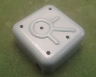 Vespa rectifier cover Sprint Rally SS180 image #1