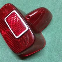 Vespa GS VBB rear light lens SIEM