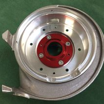 GRANTURISMO magneto housing Lambretta Li/TV/GT