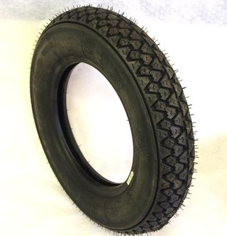 Michelin S83 3.50 x 10  59J reinforced tubelees tyre image #1