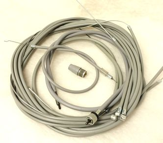 Vespa complete cable set Sprint,Rally,GTR image #1