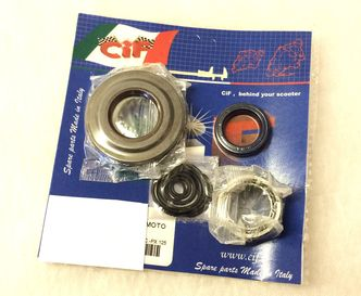 Vespa PX main bearings and seals set image #1
