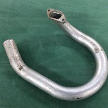 Lambretta series 1 / 2 exhaust downpipe NOS