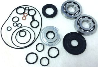 Vespa main bearings and seals set GL/Sprint/Super/GTR image #1