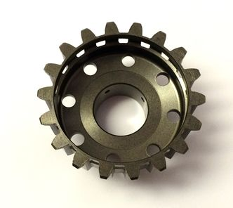 Vespa 21 tooth clutch drive cog COSA/PX Disc image #1