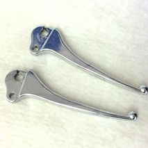 Vespa clutch and brake levers V50/Primavera/ET3