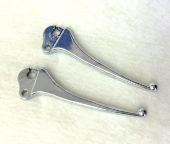 Vespa clutch and brake levers V50/Primavera/ET3 image #1