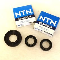 Vespa main bearings and seals set V50/90/100/PK50/PK100