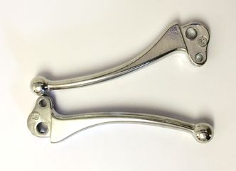 Vespa clutch and brake levers PX/PX EFL image #1