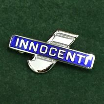 Innocenti enamel lapel pin badge