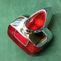 Vespa GS160 VBB rear light unit SIEM