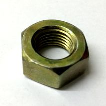 Vespa and Piaggio rear wheel nut -since 1982