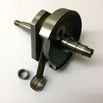 Vespa PK 50 standard crank shaft Made in Italy