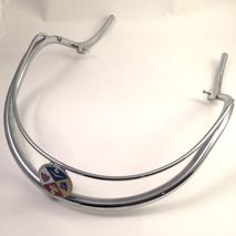 Lambretta chrome bumper bar series 1 and 2