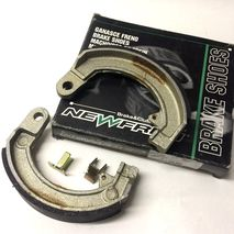 Vespa front brake shoes GS160/SS180/Rally/Sprint