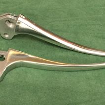 Lambretta Series 3 Brake and Clutch levers SX GP