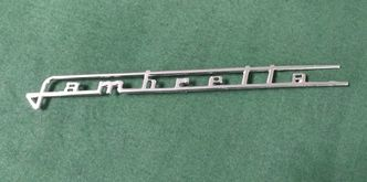 Lambretta Series 3 panel badge image #1