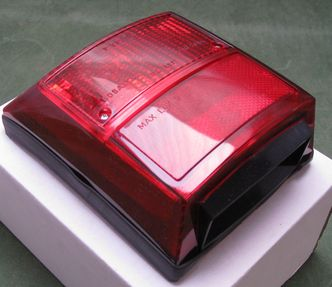 Vespa PK50/100/125 rear light unit image #1