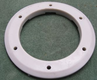 Vespa grey horn rubber gasket 1964-79 image #1