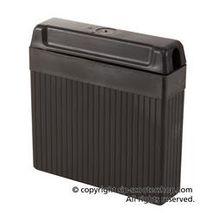 Black gel battery 6V / 9Ah