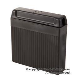 Black gel battery 6V / 6Ah  image #1
