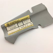 Vespa lower handlebar cover 114763 NOS