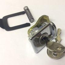 Vespa toolbox lock PX/Rally/SS180/Primavera