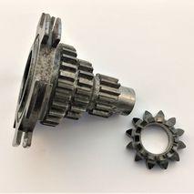 Vespa 3 speed gear cluster VNA / VBA