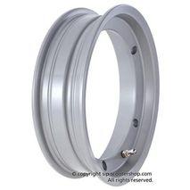 SIP Vespa Silver Aluminium Tubeless Wheel Rim