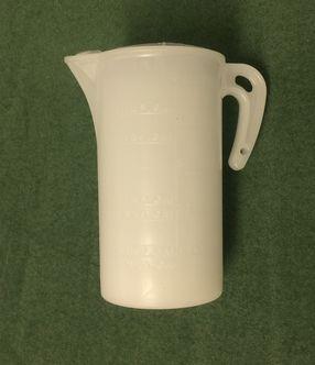 2% two stroke Oil measuring jug  image #1