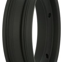 SIP Vespa Matt Black Aluminium Tubeless Wheel Rim