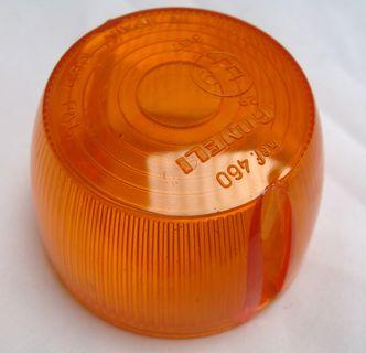 Lambretta GONELI indicator lens image #1