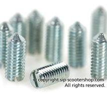 Vespa legshield trim screw set M5 x 12mm PASCOLI