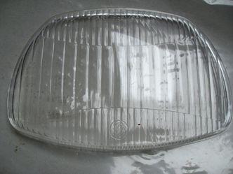 headlight lens SS/Sprint/GL N.O.S image #1