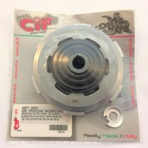 Vespa 50 / 90 125 4 plate complete clutch by C.I.F