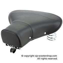 Vespa saddle seat 1950's Farro Basso,92L2,etc image #1