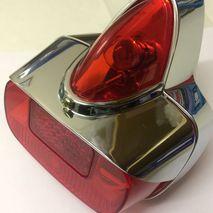 Vespa GS style rear light