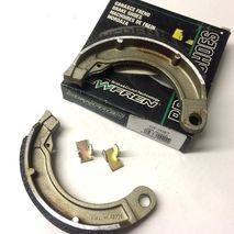 Vespa rear brake shoes 1950's NEWFREN